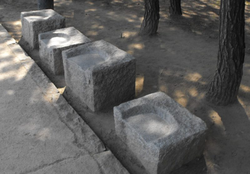Destination: Baekje stone tombs (Seoul, South Korea) - South Korea -