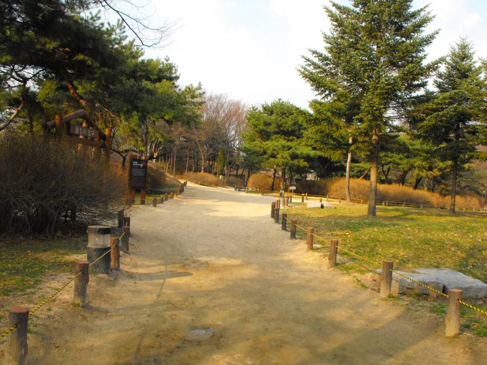 Destination: Amsa Prehistoric Settlement Site - South Korea -
