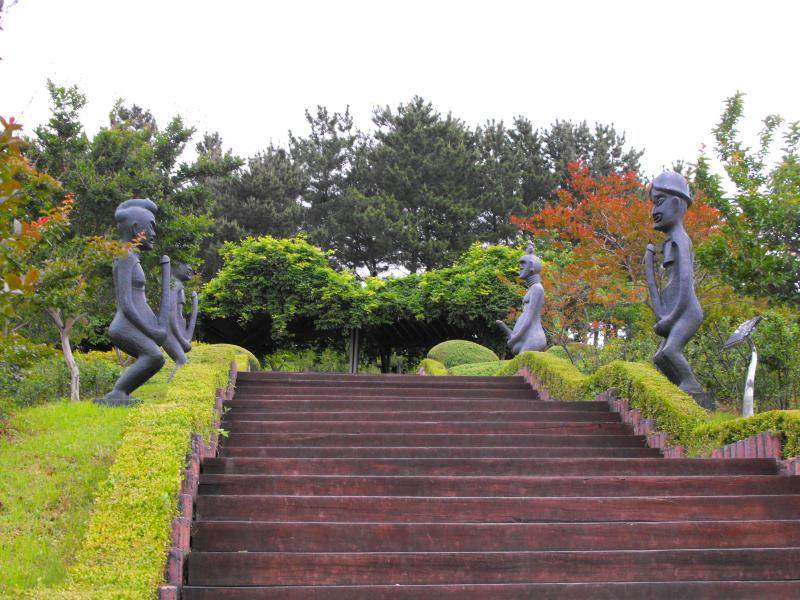 Destination: Haesindang Park - the park of wooden phalluses, anyone? (Samcheok, Gangwon-do, South Korea) (NSFW) - South Korea -