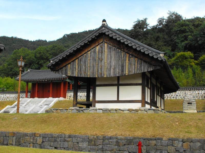 Destination: Uam Historical Park - a great shrine to a scholar (Daejeon, South Korea) - South Korea -