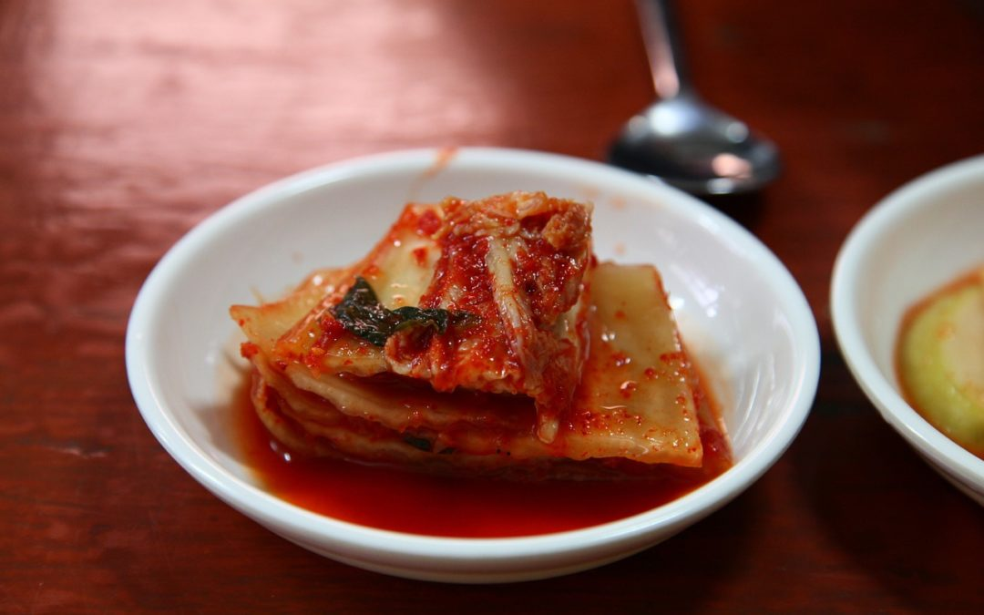 Baz Luhrmann says: Eat Kimchi