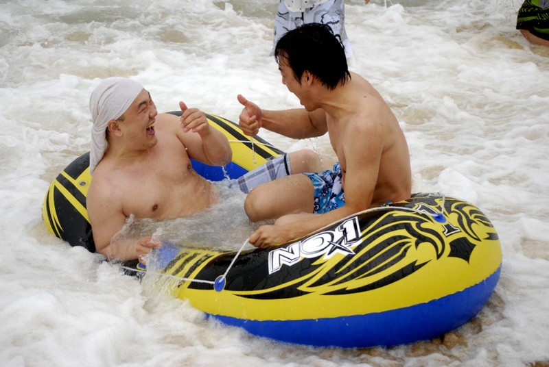 Destination: Sokcho Beach (Sokcho, Gangwon-do, South Korea) - South Korea -