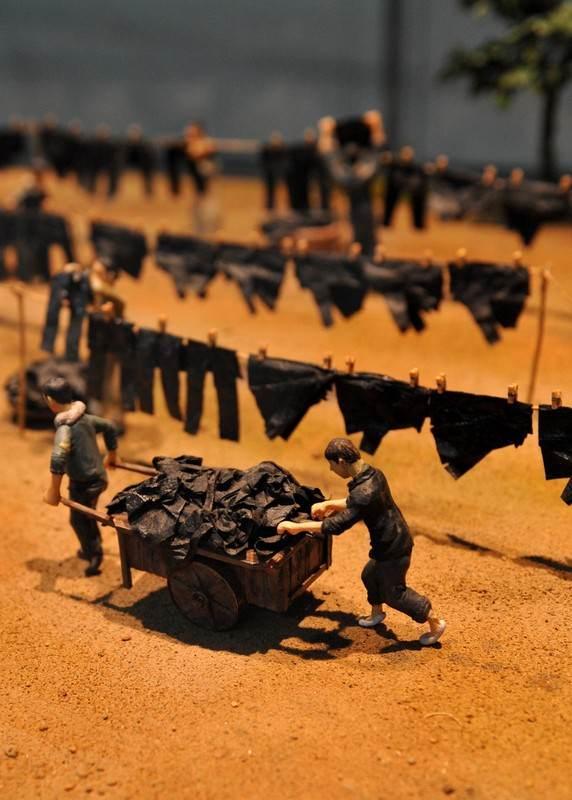 Destination: the Cheonggyecheon Museum and the historically questionable shacks (Seoul, South Korea) - South Korea -