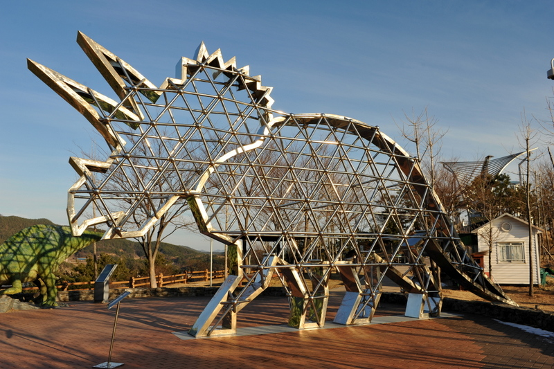 Destination: Goseong Dinosaur Museum (Goseong, Gyeongsangnam-do, South Korea)