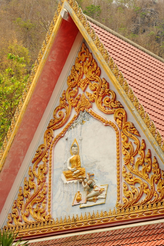 Destination: Wat Tham Mangkon Thong — AKA the Floating Nun Temple and a temple of caves (Kanchanaburi, Thailand) - Thailand -