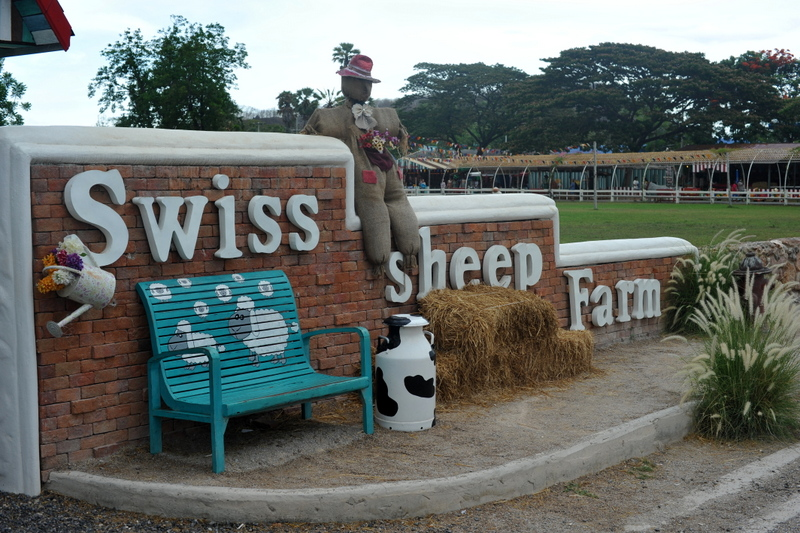 Destination: Swiss sheep farm — complete with country music and a Hulk (southern Thailand) - Thailand -