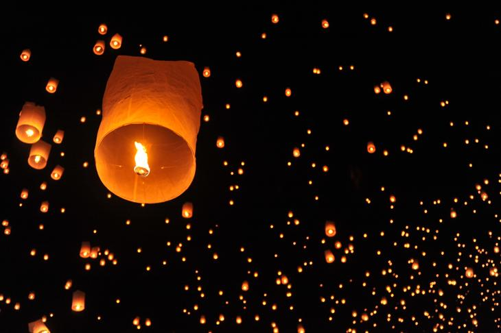 Destination: the Yi Pang Lantern Ceremony (Chiang Mai, Thailand) - Festivals, Thailand -