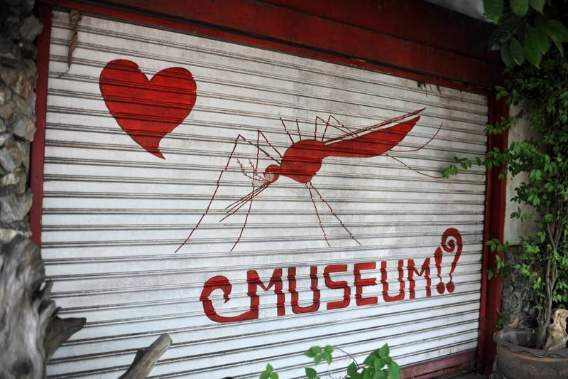 Destination: Museum of World Insects and Natural Wonders (Chiang Mai, Thailand) - Thailand -