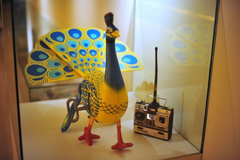 The tale of Singapore's two toy museums — one big, one small, both worthwhile