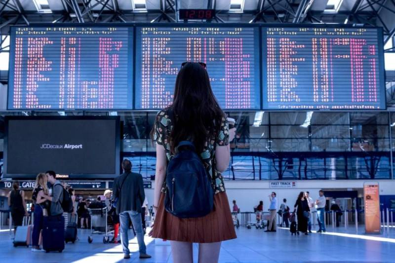 An open letter to the first-time international traveler - Life, Safety -
