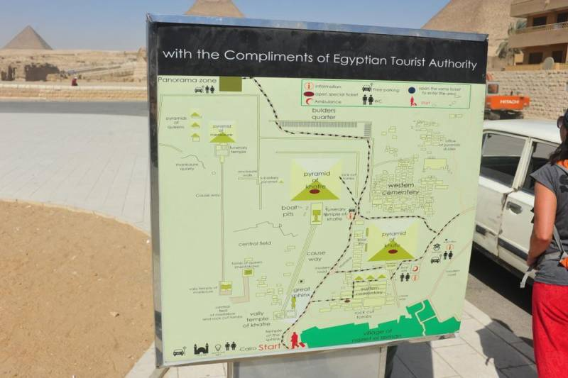 On the Pyramid Syndrome, and Why They're Still Worth Checking Out (Egypt) - Blogging, Egypt -