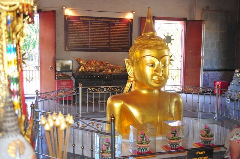 Destination: Wat Prathong and the quirky temple museum (Phuket, Thailand)