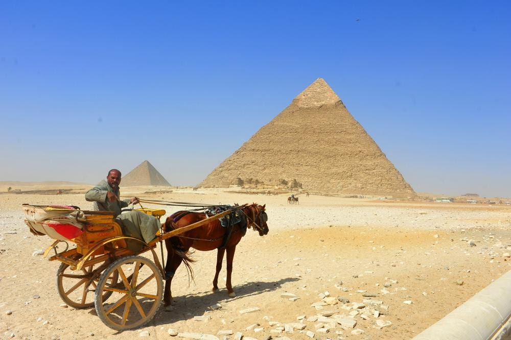 On the Pyramid Syndrome, and Why They're Still Worth Checking Out (Egypt)