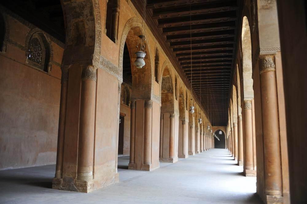 Destination: the Egyptologist museum where a Bond movie was made