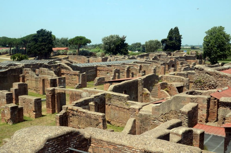 Guest post: Ostia — the ancient Roman port city that's better preserved than Pompeii (Italy)