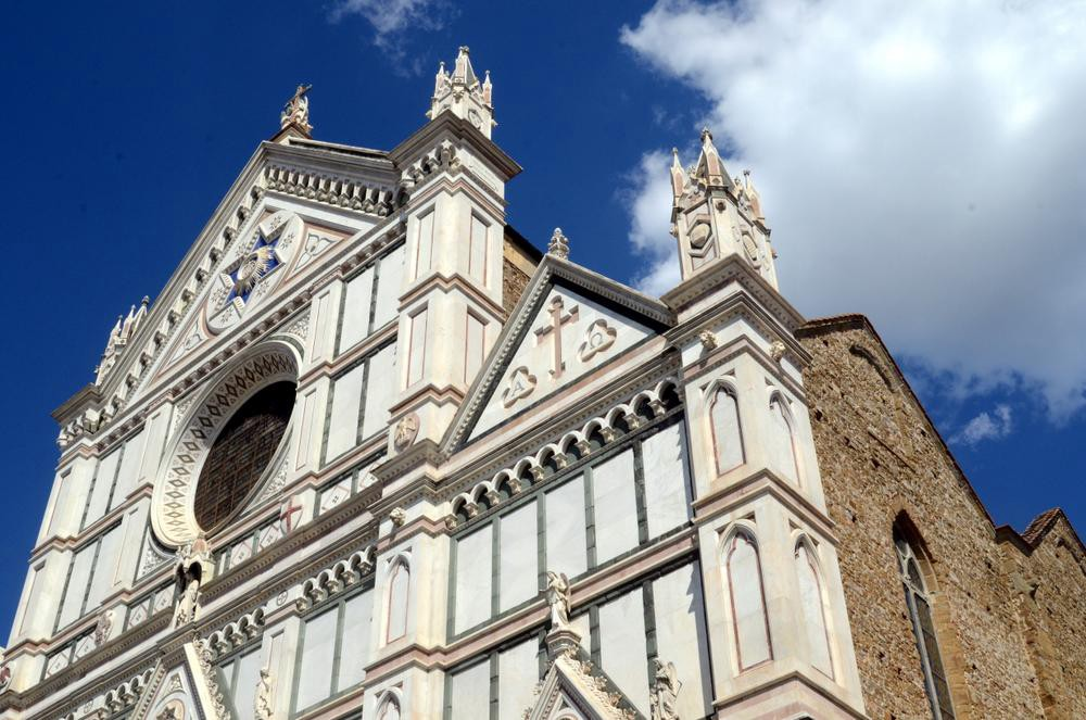 Destination: Basilica di Santa Croce — Home of Dante's Empty Tomb (Italy)