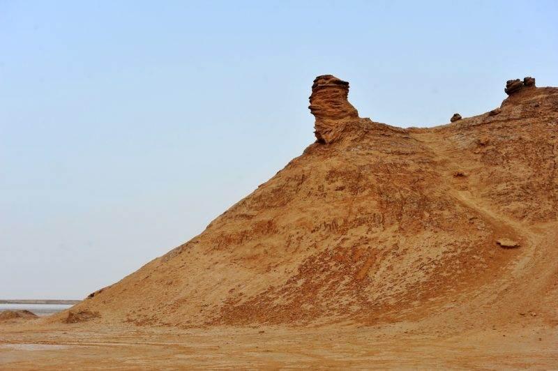 A long time ago… in a desert far far away… Destination: Mos Espa, Darth Vader's childhood home… - Africa, Tunisia -