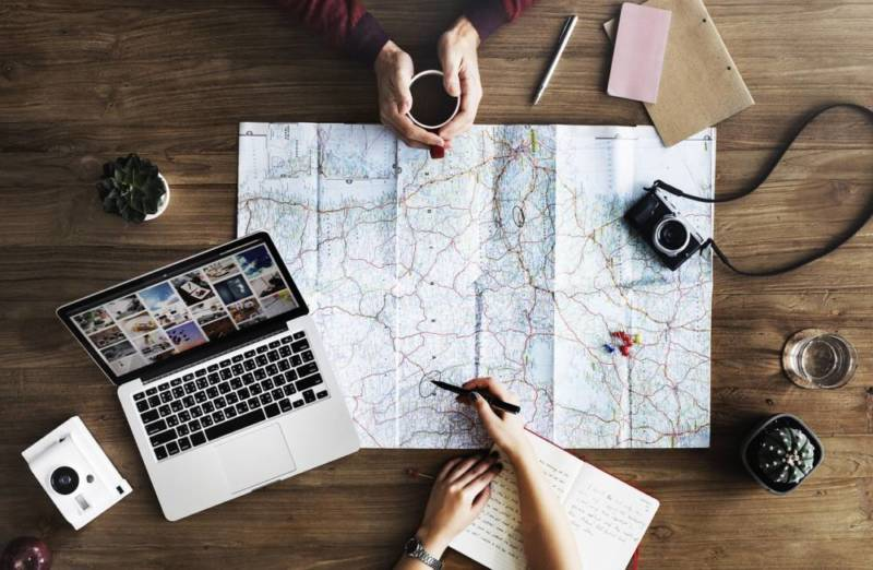 How we get to so many places when we travel - Getting Around -