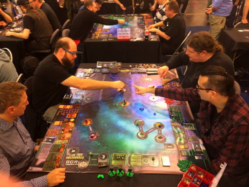 Where the hell you been, Chris? On making games, going to Essen Spiel, and what's next