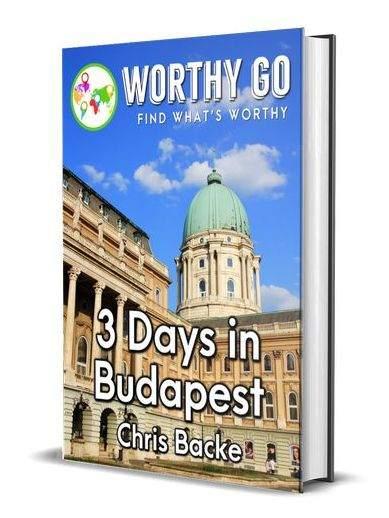 3 Days in Budapest -
