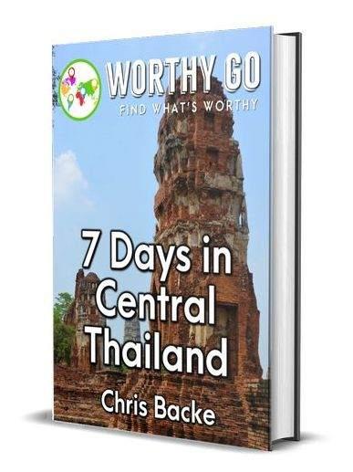 7 Days in Central Thailand -