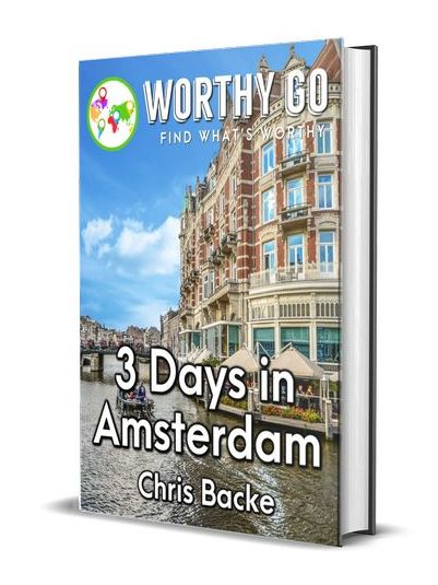 3 Days in Amsterdam -