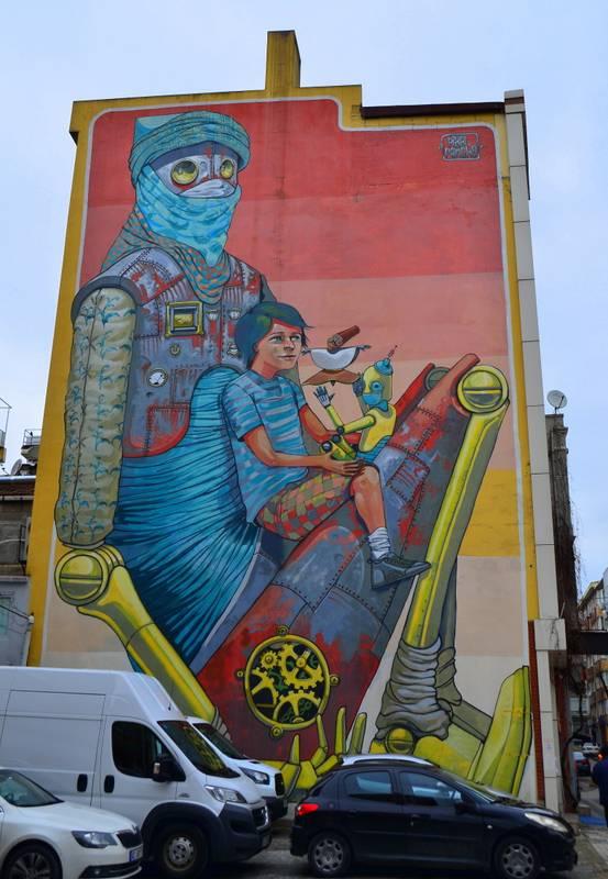 Exploring the street art of Istanbul - my top 20 favorites (Turkey) - Turkey -