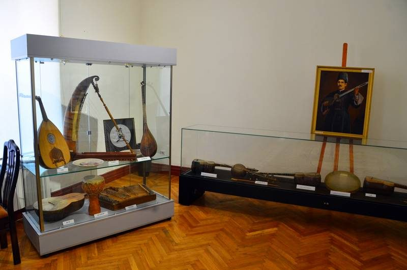 Baku music culture museum