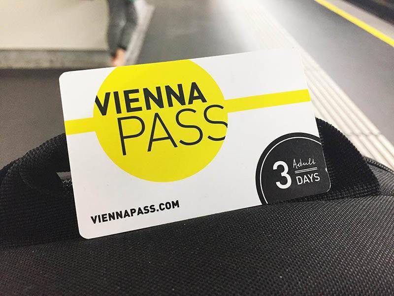 Vienna pass photo