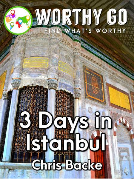 3 Days in Istanbul -