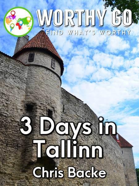 3 Days in Tallinn - tallinn itinerary
