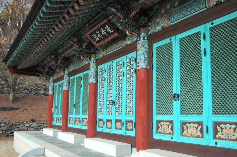 Destination: Songgwangsa (Suncheon, Jeollanam-do, South Korea) - South Korea - songgwangsa