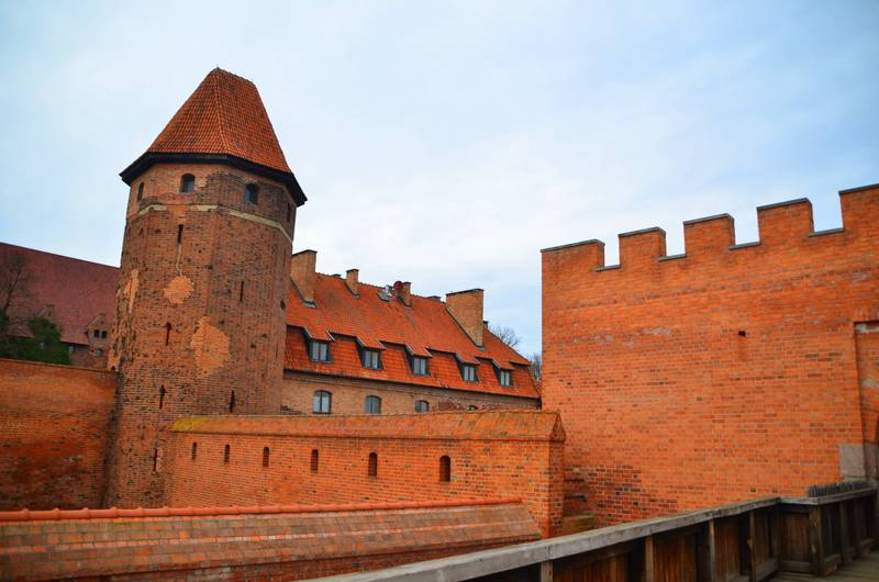 Destination: Malbork Castle - check out the biggest castle in the world (Malbork, Poland) - Poland - Malbork Castle